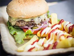 BurgerGrün Burger
