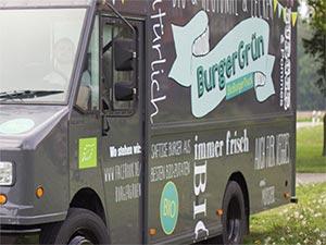 Truck von BurgerGrün
