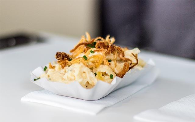 Schwäbische Käse-Spätzle