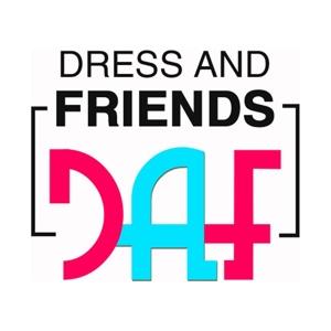 Logo Dress and Friend