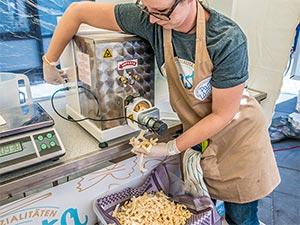 Nudelmaschine Pasta Laster