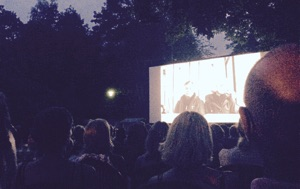 Impression Sommernacht-Filmfestival