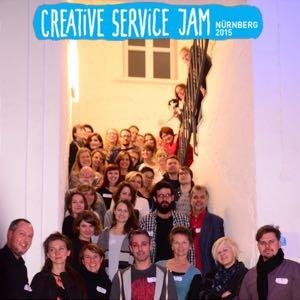Creative Service Jam Z-Bau