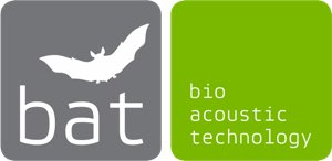 Logo Bat Bioacoustic Technology