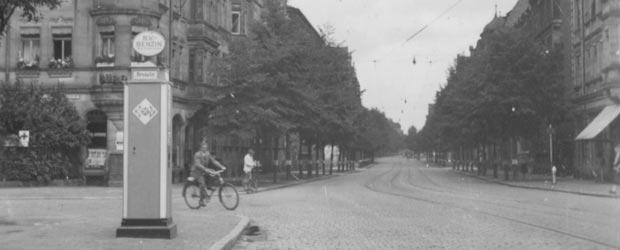 Tankstelle Bucher Straße 71