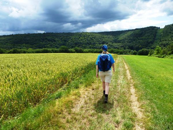 Wanderung Fränkische Schweiz Impression