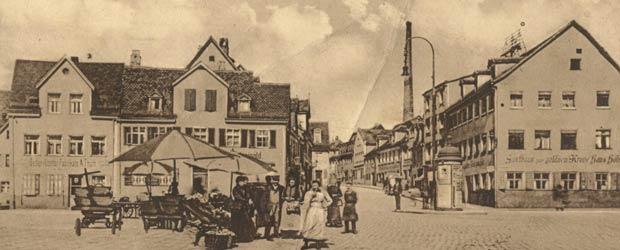 Der Wöhrder Markt