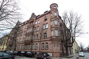 Das Eckhaus Rollnerstraße 43, 2013.