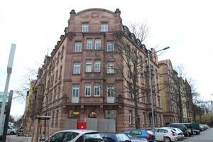 Das nordwestliche Pendant des Hauses Schweppermannstraße 66: die Friedrichstraße 55.