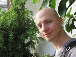 Portrait von Boris Leuthold