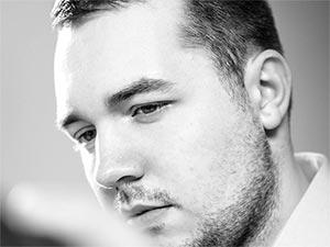 Portrait von Alexander Heckmann