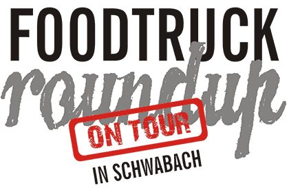Logo Foodtruck RoundUp on Tour