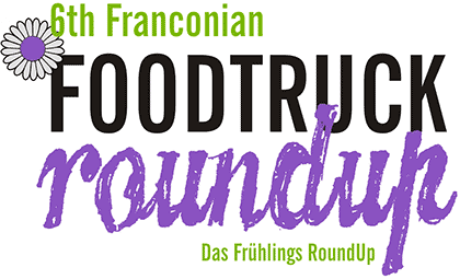 Logo Foodtruck RoundUp on Tour