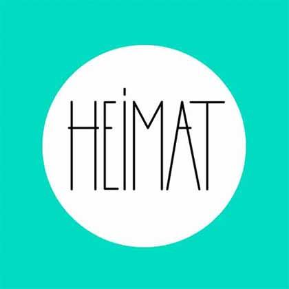 Logo Foodtruck HEIMAT
