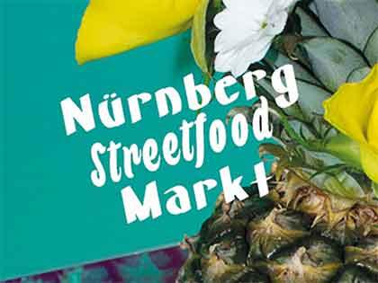 Logo esrter Streetfood Markt PARKS Nürnberg