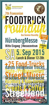 Foodtruck RoundUp ON TOUR in Bamberg