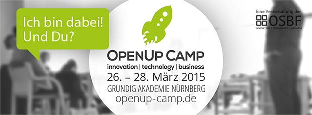 OpenUp Camp