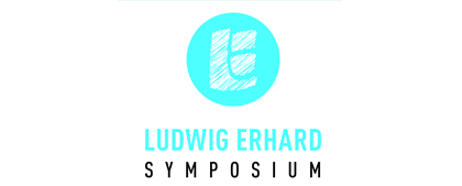 Logo Ludwig Erhard Symposium