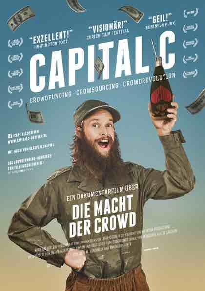 Capital C Plakat