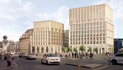 Architekten Nürnberg wettbewerb zur neubebauung hauptpost beendet nürnberg und so
