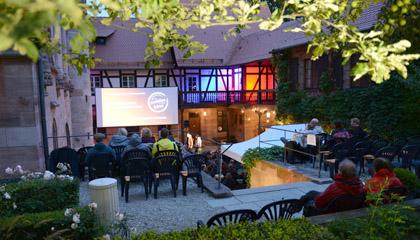 Tucher Schloss Kinoabend Nürnberg