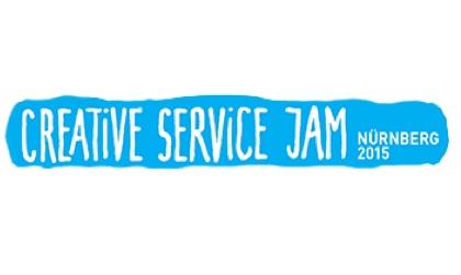 Logo Creative Service Jam Nürnberg