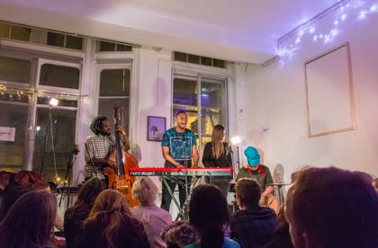 Sofar Sounds Impression Shoreditch
