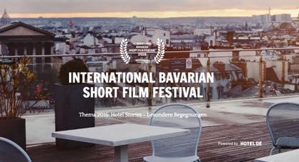 Logo International Bavarian Short Film Festival