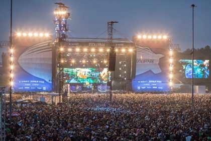 Rock im Park Bühne