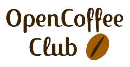 Logo Open Coffee Club