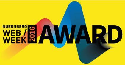 Logo Web Week Nürnberg 2016