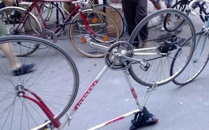 Fahrrad Reperatur