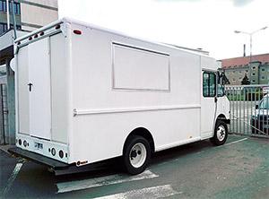 MT45 Freightliner in weiß
