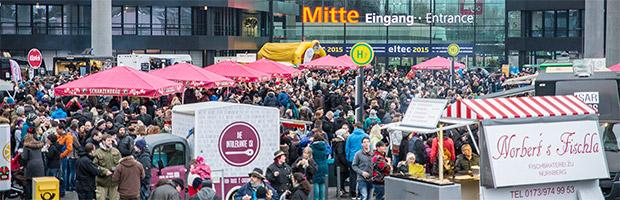 5. Foodtruck RoundUp in Nürnberg