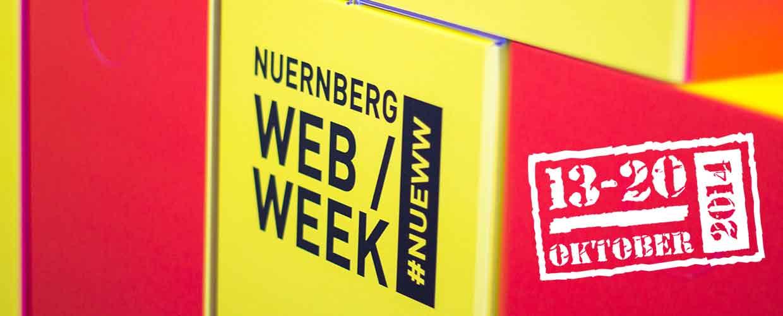 Sitzmöglichkeiten auf der Nürnberg Web Week