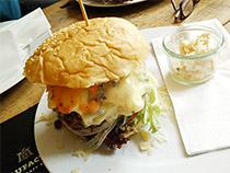 Burger Frau Antje