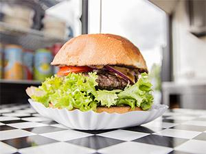 Mein Lieblings Burger Bild