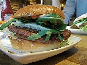 Five Diner Burger