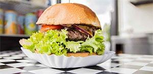 Guerilla Gröstl Burger