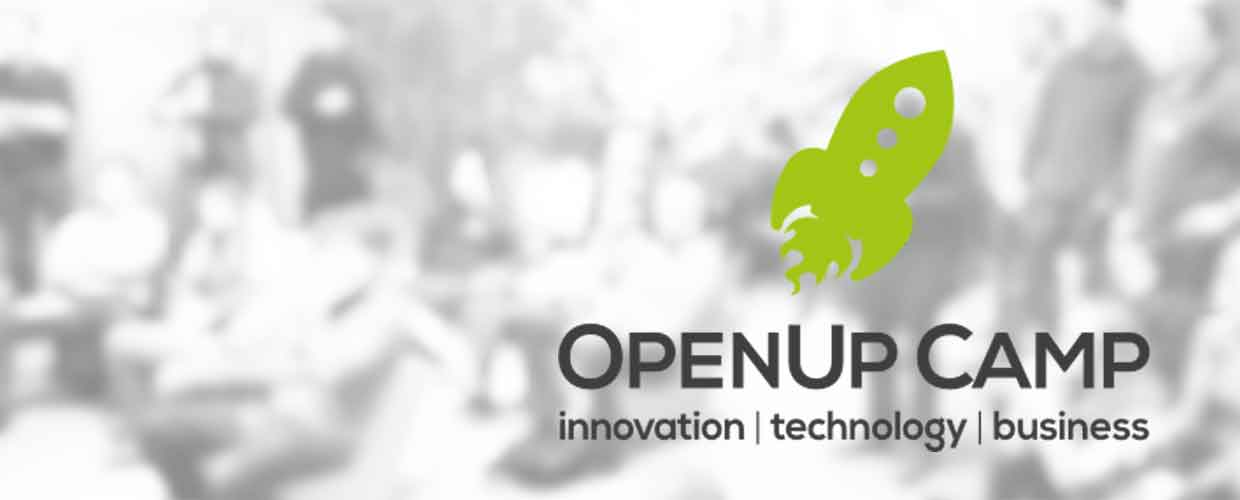 Logo OpenUp Camp